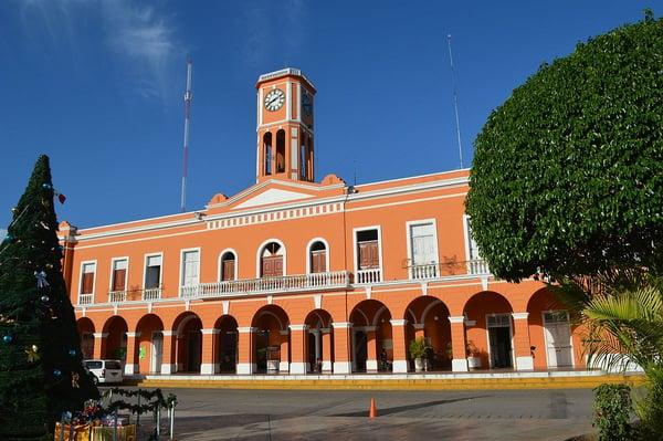 Palacio Municipal Motul